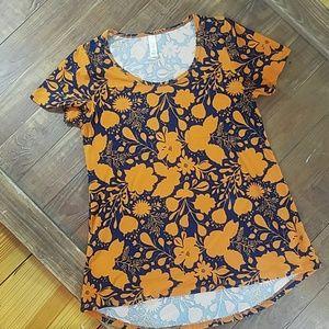 Lularoe Short Sleeve Shirt